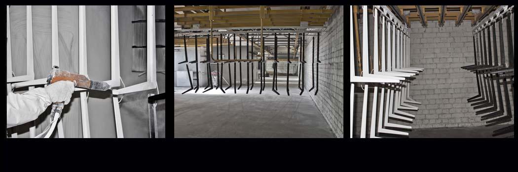 Пескоструйная обработка металлокнструкций