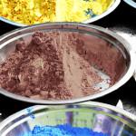 Оттенки цветов порошковой краски разнообразны